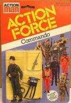 Action Force Commando