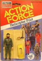 Action Force Helicopter Pilot