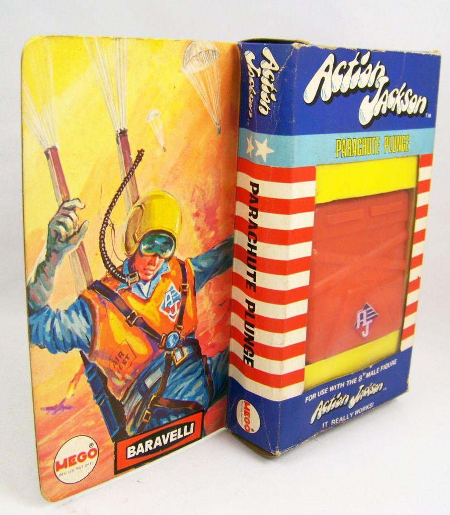Action Jackson - Mego Baravelli - Parachute Plunge 02
