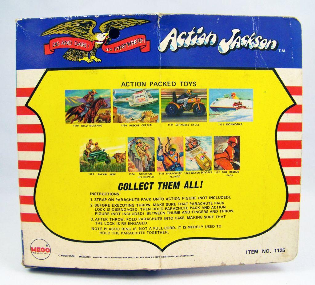 Action Jackson - Mego Baravelli - Parachute Plunge 04
