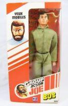 Action Joe - Bob - Ceji (Group Action Joe) 1979 - Ref 2655 (loose with box)