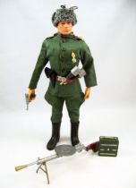 Action Joe - Russian Soldier - Ceji - Ref 7579