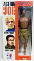 Action Joe - Sam (Group Action Joe) 1975 - Ceji - Ref 2999 (Mint in Box)