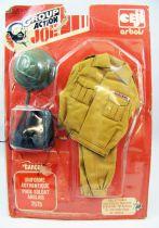 Action Joe (tenue) - Uniforme pour Soldat Anglais - Ceji - Réf 7575