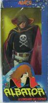 Action Joe Doll - Captain Harlock - Ceji (mint in box)