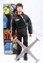 Action Man - Atomic Man - Palitoy - Réf 34060