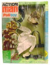 Action Man - Deep Sea Diver - Palitoy Ref 34506
