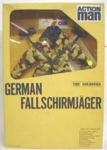 Action Man - German Fallschirmjager - Ref 934903