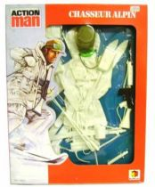 Action Man - Mountain & Artic Outfit - Palitoy Ref 34402