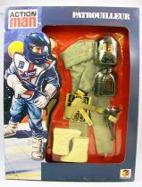 Action Man - Patrouilleur de l\'Espace - Miro-Mecano Réf 534421