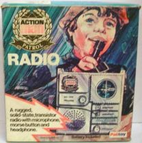 Action Man - Radio - Palitoy