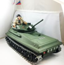 Action Man - Scorpion Tank (w/pilot) - Palitoy Ref 34710