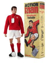 Action Man (50th Anniversary) - Footballer (Art + Science International Ltd)