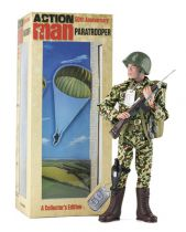 Action Man (50th Anniversary) - Paratrooper (Art + Science International Ltd)
