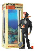 Action Man (50th Anniversary) - Scuba Diver (Art + Science International Ltd)