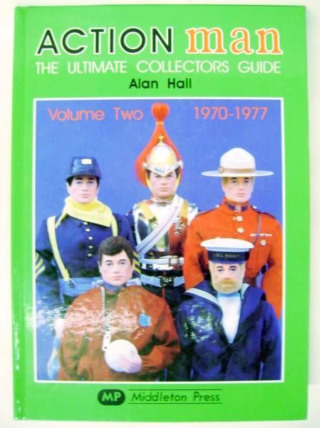"""Action Man """"The Ultimate Collectors Guide"""" by Alan Hall ..."""