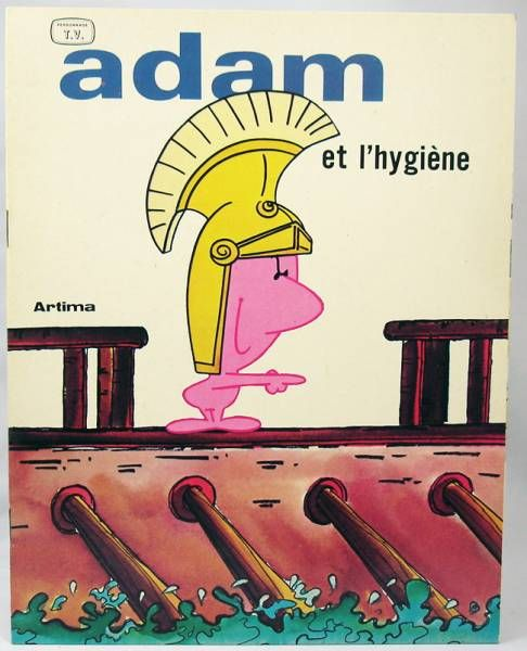 Adam - Artime Edition - #6 Adam and hygiene