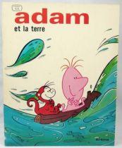 Adam - Editions Artima - n°1 Adam et la Terre