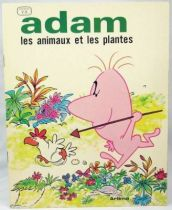 Adam - Editions Artima - n°2 Adam, les animaux et les plantes