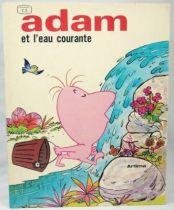 Adam - Editions Artima - n°3 Adam et l\'eau courante