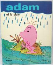 Adam - Editions Artima - n°5 Adam et la pluie