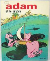 Adam - Editions Artima - n°7 Adam et le pétrole