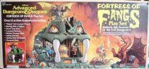 Advanced Dungeons & Dragons - LJN - Fortress of Fangs (USA box)