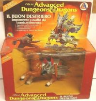 Advanced Dungeons & Dragons - LJN - Good Destrier (Italy box)