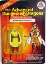 Advanced Dungeons & Dragons - LJN - Mercion (Italy card)