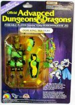 Advanced Dungeons & Dragons - LJN - Ogre King (Canada card)