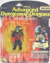 Advanced Dungeons & Dragons - LJN - Zarak (USA card)
