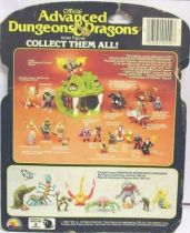 Advanced Dungeons & Dragons - LJN - Zarak (USA card)