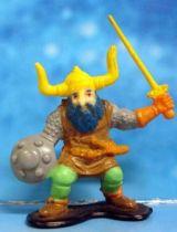 Advanced Dungeons & Dragons - LJN Miniature - Elkorn (loose)