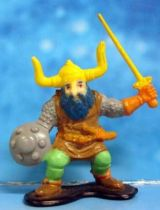 Advanced Dungeons & Dragons - LJN Miniature - Elkorn (loose)