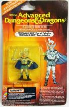 Advanced Dungeons & Dragons - LJN Miniature - Strongheart (Canada card)
