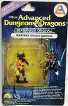 Advanced Dungeons & Dragons - LJN Miniature - Warduke (Italycard