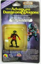 Advanced Dungeons & Dragons - LJN Miniature - Zarak (Canada card)