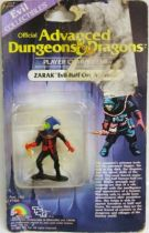 Advanced Dungeons & Dragons - LJN Miniature - Zarak (USA Card)