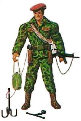 Adventure series - Military Commando Adventure set (ref.4045)