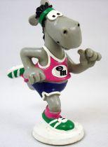 Affle & Pferdle - Figurine PVC Bully - Pferdle jogger