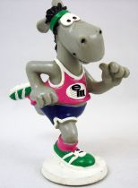 Affle & Pferdle - Figurine PVC Bully - Pferdle jogger