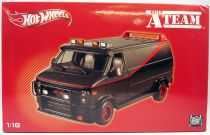 Agence tous risques (A-Team) - Mattel Hot Wheels Elite - A-Team Van 1/18ème