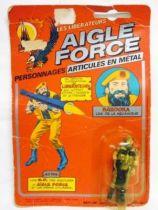 Aigle Force - Bazooka (L\'As de la Mécanique) - Mego-Ideal
