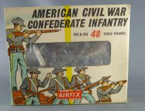 Airfix 1/72 S13 A.C.W. Confederate Infantry Type1 Box (Loose)