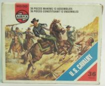 Airfix 1/72 S22 Us Cavalry Mint in type4 Box