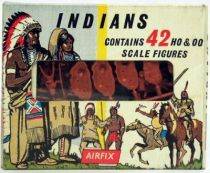 Airfix 1/72 S8 Indians Mint in type1 Box