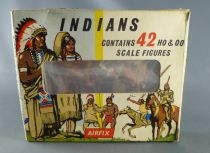 Airfix 1/72 S8 Indians type1 Box (Loose)