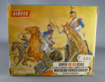 Airfix 1/72 Waterloo French Cavalry (Cuirassiers) S36 Loose with type2 box
