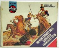 Airfix 1/72 Waterloo French Cavalry (Cuirassiers) S36 type4 1978 box (Mint)