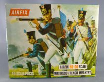 Airfix 1/72 Waterloo French Infantry S44 Loose with type2  box